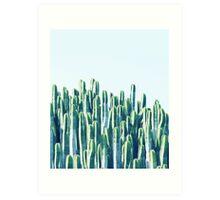 Cactus V2 #redbubble #home #lifestyle #buyart #decor Art Print