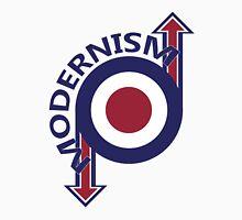 Modernism mod target and arrows Unisex T-Shirt
