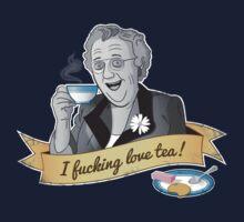 Maureen Loves Tea by stationjack