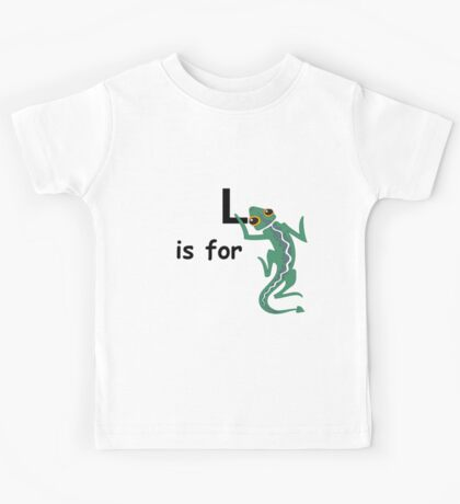 L is for ...V3 Kids Tee