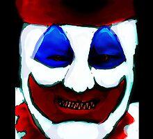 John Wayne Gacy. Hungry. by brett66