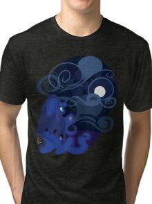 I'm a Night Scene kind of Pony Tri-blend T-Shirt
