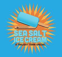 Sea Salt Ice Cream by Daniela Walker Reed