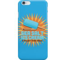 Sea Salt Ice Cream iPhone Case/Skin