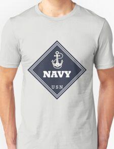 WW2 American Navy Shipping Placard Unisex T-Shirt