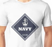 WW2 American Navy Shipping Placard Unisex T-Shirt