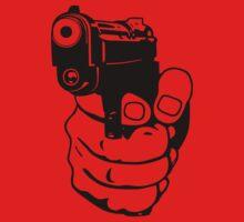 Hand & Gun by GritFX