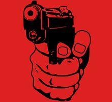 Hand & Gun Unisex T-Shirt