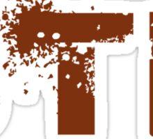 Born to Kill Sticker