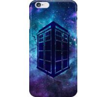 Doctor Who Tardis Galaxy iPhone Case/Skin