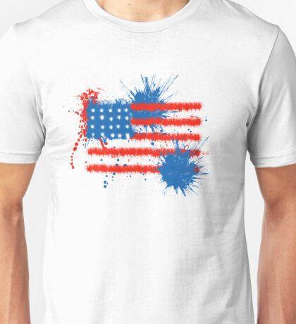 Paintball USA Unisex T-Shirt