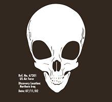 Martian Skull Unisex T-Shirt