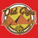 Old Giza (White Border) by GritFX