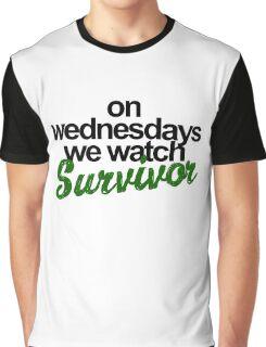 survivor Graphic T-Shirt