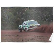 Scouts Rally SA 2013 - Lowe/Lowe Pt.2 Poster