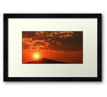 ©HCS Overcome The World III Framed Print