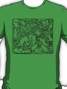 Fight Like A Mayan T-Shirt