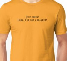 In Shock Unisex T-Shirt