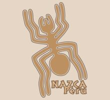 Nazca (Brown Print) by GritFX