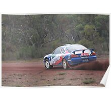 Scouts Rally SA 2013 - Monkhouse/Allen Pt.2 Poster
