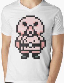 Pigmask - Mother 3 / Earthbound 2 Mens V-Neck T-Shirt