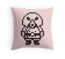 Pigmask - Mother 3 / Earthbound 2 Throw Pillow