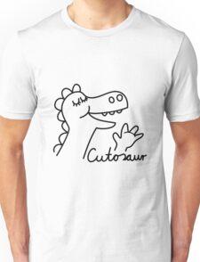 Cutosaur - cute dinosaur Unisex T-Shirt