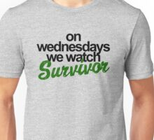 survivor Unisex T-Shirt