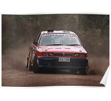 Scouts Rally SA 2013 - Brown/Dale Pt.2 Poster