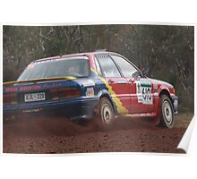 Scouts Rally SA 2013 - Brown/Dale Pt.3 Poster