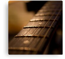 guitar Canvas Print