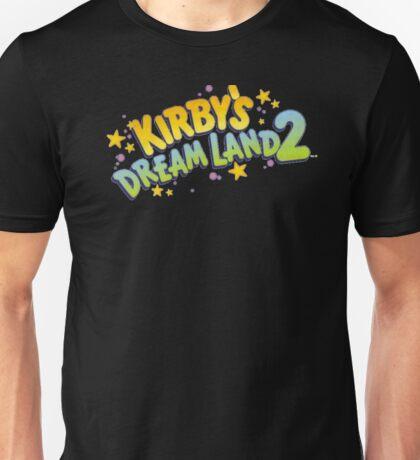 Kirby's Dreamland 2 Unisex T-Shirt