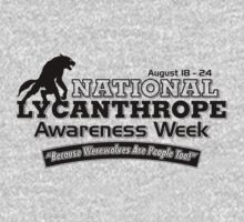 National Lycanthrope Awareness Week by GritFX