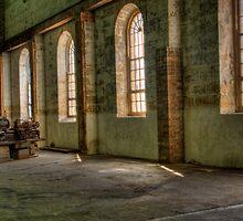 Through the windows by Chris Brunton