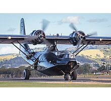 HARS PBY Catalina taxi Photographic Print
