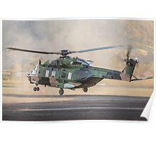 RAN MRH-90 Takeoff Poster