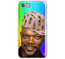 Samuel L. Jackson - Prince of Dreams iPhone Case/Skin