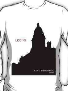 Love Leeds - Love Yorkshire T-Shirt