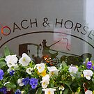 Coach and Horses, Harrogate, England by exvista