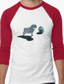 MUM DOG#04 T-SHIRT Men's Baseball ¾ T-Shirt