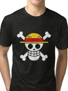 one piece Tri-blend T-Shirt