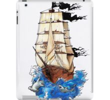 Galeon iPad Case/Skin