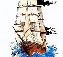 Galeon by Leti Mallord
