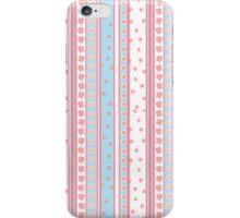 Daisy Stripe iPhone Case/Skin