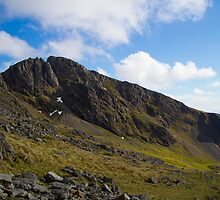 Scafell Pike by Ramblermatt