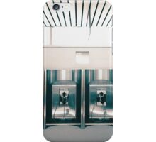Phone Booth iPhone Case/Skin