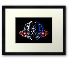 Giegue Framed Print