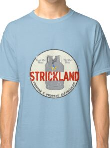 Strickland Propane Promotional Classic T-Shirt
