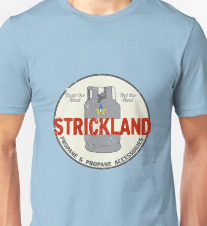 Strickland Propane Promotional Unisex T-Shirt
