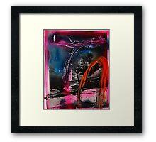 hj1070 Framed Print